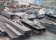 厚板异形斜牛腿桁架层钢柱及其制作方法