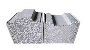 新型水泥复合隔墙板