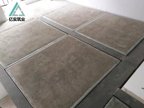 钢结构楼层承重板