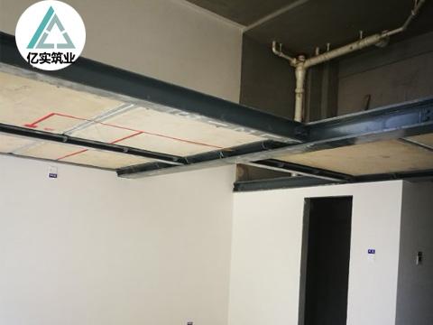 钢结构楼层隔楼板